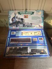 Bachmann BIG HAULERS G Scale FAST MAIL Train 4-6-0 Steam Loco w/SOUND-RARE-