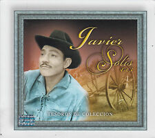 CD - Javier Solis NEW 3 CD's Vol. 3 Tesoros De Coleccion FAST SHIPPING !