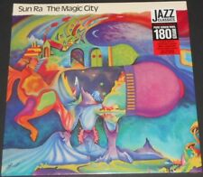 SUN RA & HIS SOLAR ARKESTRA the magic city UK LP new sealed 180 GRAM gatefold