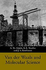 Van der Waals and Molecular Science by Kipnis, A. Ya., Yavelov, B. E., Rowlinso