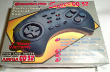 Amiga CD32 Competition Pro Professional Joypad Honey Bee Game Pad Controller New