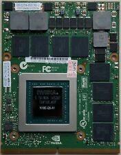 Nvidia Quadro M5000M 8GB GDDR5 for Dell HP ThinkPad