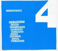 LCD Soundsystem - 45:33 Remixes [New CD] UK - Import