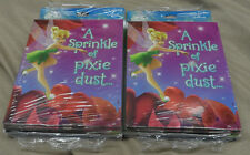 16 Disney Fairies Sprinkle of Pixie Dust Tinkerbell Fairy Party Invitations NEW