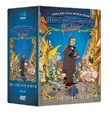 Hans Christian Andersen Fairytaler Animation (24-Episode) 12-DVD BOX SET *NEW