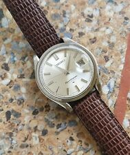 Vintage Seiko Sportsmatic 17 Jewels Automatic 7625 8140 JDM January 1968