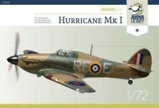 HURRICANE Mk.I (RAF CANADIAN & POLISH SQUADRONS MKGS) 1/72 ARMA HOBBY NEW MOLDS