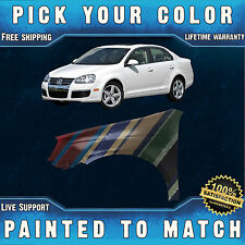 NEW Painted to Match - Left Front Fender for 2005-2010 Volkswagen Jetta Type 5