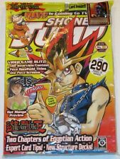 Shonen Jump # 30 New & Sealed w/yu-gi-oh cyber harpy lady card - June 2005