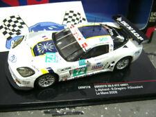 CHEVROLET Corvette C6 R Le Mans 2010 #72 Gregoire Policard Hart IXO 1:43