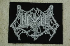 Unleashed Slayer Napalm Death Venom Possessed Rock Metal Cloth Patch (CP159)
