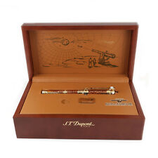 S.T. Dupont President Jules Verne Shoot the Moon LE Fountain Pen # 0121/1865