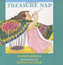Treasure Nap by Juanita Havill (1992, Reinforced, Teacher's Edition of Textbook)