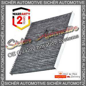 Genuine Sicher Seat Leon 5F 2012 > Carbon Pollen Cabin Air Filter 5Q0819653