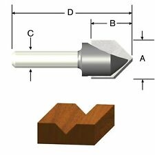 """Vermont American 23224 Patented Dynanite Carbide 3//4/"""" x 1-1//4/"""" Straight"""