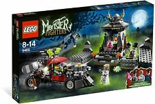 LEGO Monster Fighters - The Zombies (9465) Graveyard Retired BRAND NEW -UNOPENED