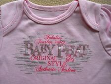 Cute Baby Girl Baby Phat one piece outfit size 6 to 9 months