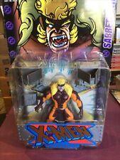 X-MEN CLASSICS SABRETOOTH NOC 2000 MARVEL TOYBIZ RARE!