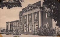Postcard Memorial Junior High School Phoenixville PA