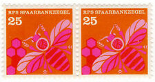 (I.B) Netherlands Revenue : Post Office Savings Bank 25c