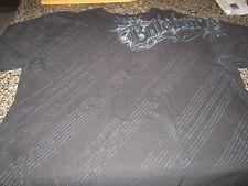 Billabong T-Shirt - Black - Large - Shoulder Logo
