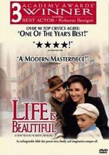 Life Is Beautiful #3070 - 11/9/1999 Dvd Roberto Benigni; Nicoletta Braschi; Gior