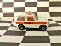Matchbox 1975 Lesney Rolamatics Range Rover Police Patrol #20