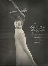 50's  Vanity Fair Lingerie & Herbert Sondheim Fashion Ads  1951