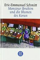 Monsieur Ibrahim und die Blumen des Koran von Schmitt, E...   Buch   Zustand gut