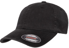 New Original FLEXFIT® Fitted College Hat Dad Cap Blank Low Profile Flex Fit 6997