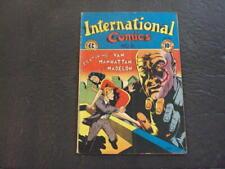 International Comics #2 Summer '47 Golden Age Ec Comics Id:57295