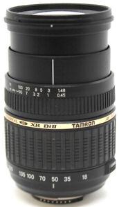 Tamron Lens AF 18-200mm f/3.5-6.3 Macro Aspherical XR