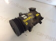 Vauxhall Corsa D Air Con Pump 1.2 16v Petrol 05-10