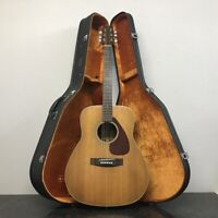 YAMAHA FG-280 70's Green Label Acoustic Guitar with Case