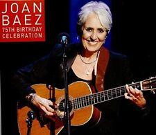 75th Birthday Celebration Joan Baez 0888072000988