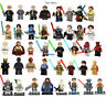 Lego Star Wars Minifigures Yoda Darth Vader Obi Wan Anakin Leia Han Solo 150+
