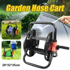Garden Hose Reel Holder Rack Pipe Storage Cart Water Planting Cart Tool 1/2pipe
