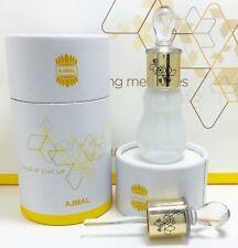 WHITE MISK TAHARA BY AJMAL 12ML HAPPY MUSK Exclusive Arabian Pure Perfume Oil