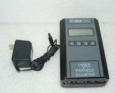 Met One 227b 2081850 02 Fc Handheld Air Airborne Laser Particle Counter