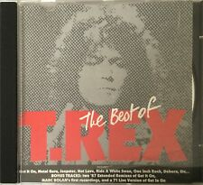 BEST OF T REX : GET IT ON - [ CD ALBUM ]