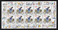 Bund 10 x 1814 postfrisch KB Kleinbogen BRD 1995 MNH