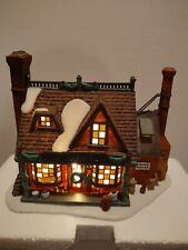 Department 56 East Willet Pottery New England Village