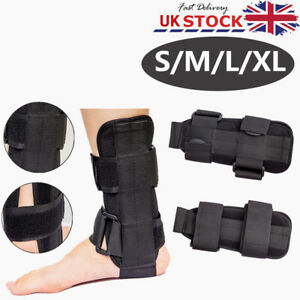 Ankle Support Brace Compression Achilles Tendon Strap Foot Sprains Injury Useful