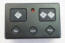 Ghost Controls AXP1 Garage Door Gate Opener Remote