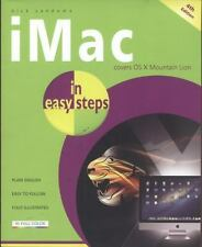iMac in Easy Steps: Covers OS X Mountain Lion-ExLibrary