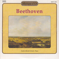 Beethoven CD Piano Sonata n°.23 in F Minor, Op.57 - France