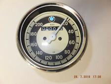 BMW Tachometer 200 km Tacho R26 R27 R50 R60 R69s R51/3 R68 Speedo Replika