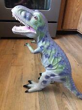 "Toys R Us Maidenhead Dinosaur T Rex 20"" Large Action Figure"
