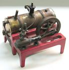 Vintage Toy Electric Steam Engine 647 WEEDEN Manufacturing Co Signed 128ZZB