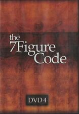 The 7 Figure Code Set Internet Marketing Business Practices One DVD No 4